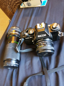 Ricoh XR-2s with lens 50 obo