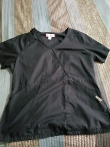 Scrub shirts and pants large and xl