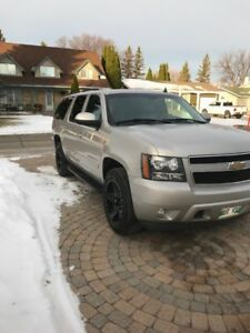 2007 suburban-20's with new rubber *saftied*
