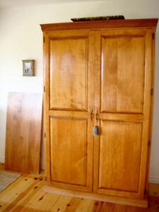 Vintage Solid Maple Wood Hobby Boards Mennonite 2' x 4'