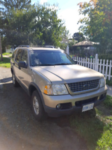 2003 ford explorer v6 awd