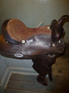 4 SALE- WESTERN AND ENGLISH SADDLES