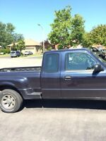 2001 Ford ranger and matching cap