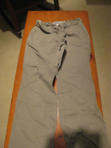 Maternity clothes (pants and dress) in size large