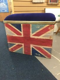 Union Flag Storage Box