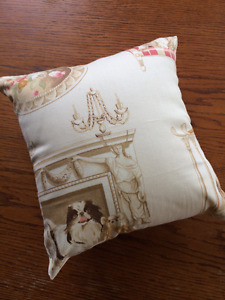 "9"" x 9"" Decorative Pillow"