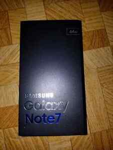 Note 7 second generation