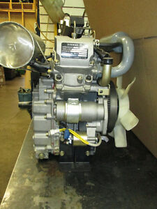 DIESEL ENGINE TWIN CYLINDER LIQUID COOLED/ EFI BRAND NEW EV80 Prince George British Columbia image 4
