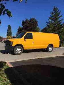 2008 Ford E250 Extended Cab