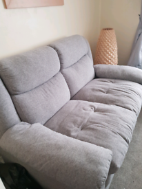 Sofa two seater.