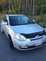 Well-maintained 2007 Hyundai Accent