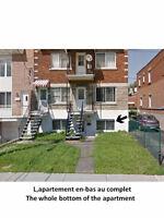 4 1/2 St Michel Metro VISITE LIBRE / OPEN HOUSE