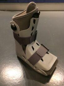 Aircast AirSelect Short Size L walking boot