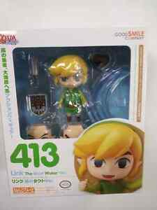 """Nendroid The Legend of Zelda """"Toon Link"""" The Wind Waker NEW"""