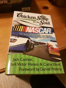 Nascar Chicken Soup for the Soul book