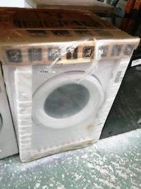 DAEWOO 7KG WASHING MACHINE BRAND NEW BOXED WITH WARRANTY