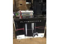 PlayStation 3 40gb (used)