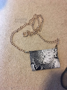 Small Over the Shoulder Wallet