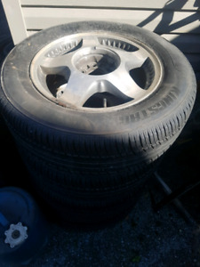 Ford windstar wheels and tires