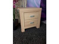 New hexon bed side cabinet