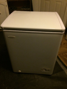 3.5 cu. ft. Danby chest freezer for sale