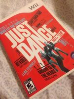 Just dance game for wii!