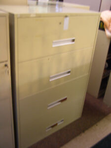 Assortment of File Cabinets