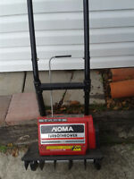 NOMA Turbothrower 1500 Electric snow blower