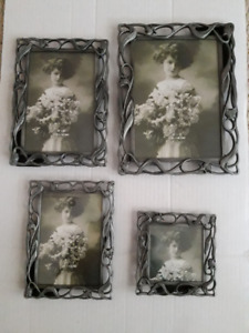 30 High quality picture frames - 4 different sizes