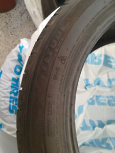 Pneus d'hiver à vendre / Winter tires for sale!