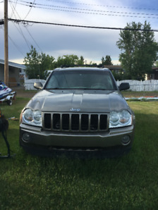 2005 Jeep Grand Cherokee Hatchback