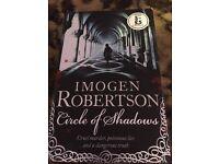 Imogen Robertson- circle of shadows