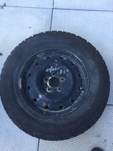 P235/65R16 2008 Equinox winter Goodyear Nordic