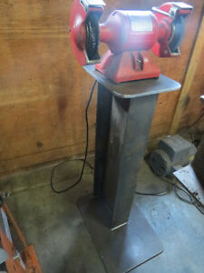 Vice or Grinder stand