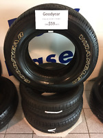 Goodyear 275/65R18; 235/65R17; 225/60R17 New Glasgow Nova Scotia Preview