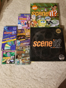 Scene it? DVD game collection