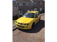 Mg ZR 1.4 spares/repair.. Aiming for a swop and cash either way