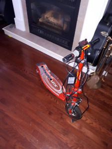 battery operated scooter