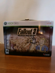 Fallout 3 Collector's Edition lunchbox for sale