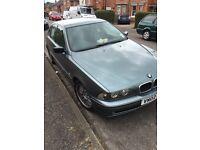 BMW525.se. 2002