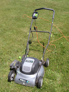 Earthwise Electric Lawn Mower for sale