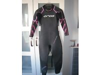 triathlon wet suit ladies