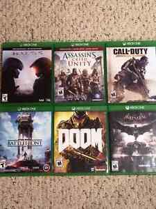XBOX ONE (plus 6 games) Kingston Kingston Area image 2