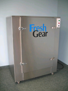 Fresh Gear Cleaning machine