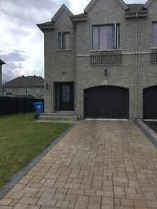 3 bedroom semi detached house for 1500 per month(lease transfer)