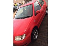 VW Polo 1.4L 2001 Y plate 83400 good condition long MOT... OVNO