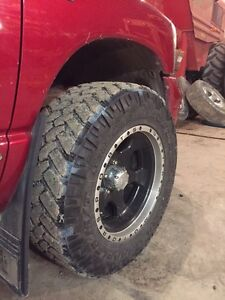 Trail grapplers and rims