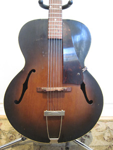 Gibson archtop 1956