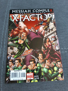 X-Factor #25 2nd print Variant