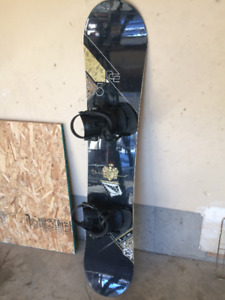 Boots,Snowboard and Bindings $650.00 - Or Seperate